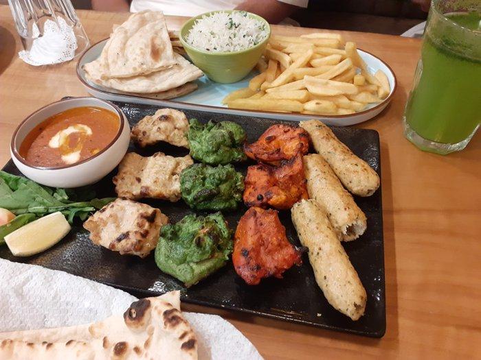 مطعم باب الهند