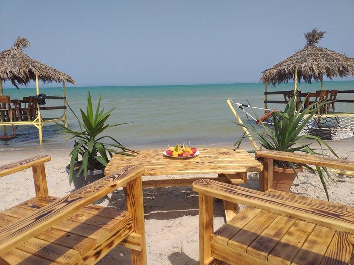 شاطئ كوكو الرائع