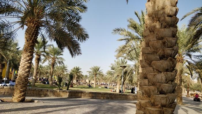 منتزه وادي حنيفة