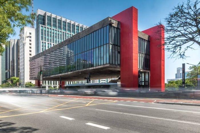متحف ساو باولو للفنون الرائع