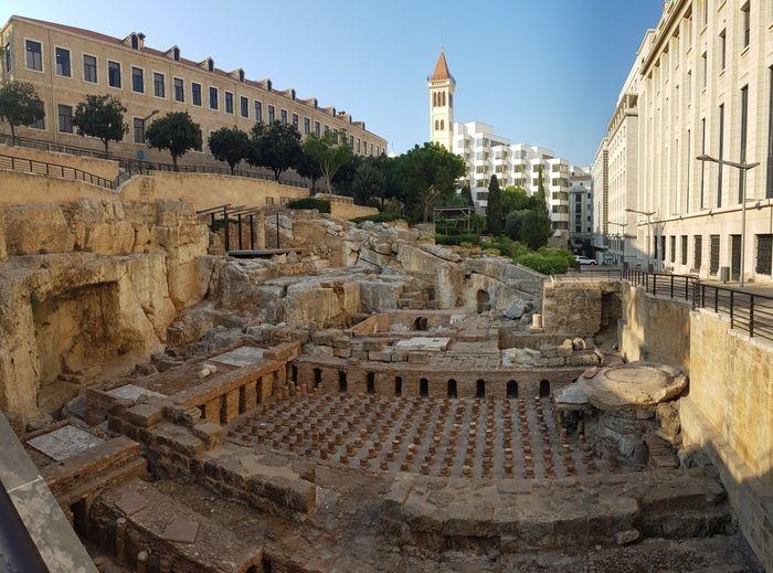 متحف الحمامات الرومانية